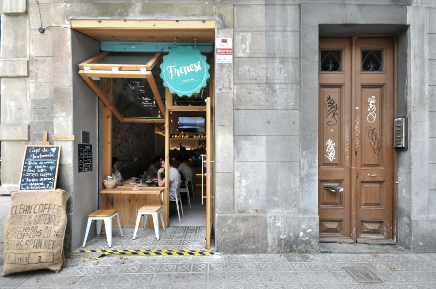 Bar Frenesí, Barcelona