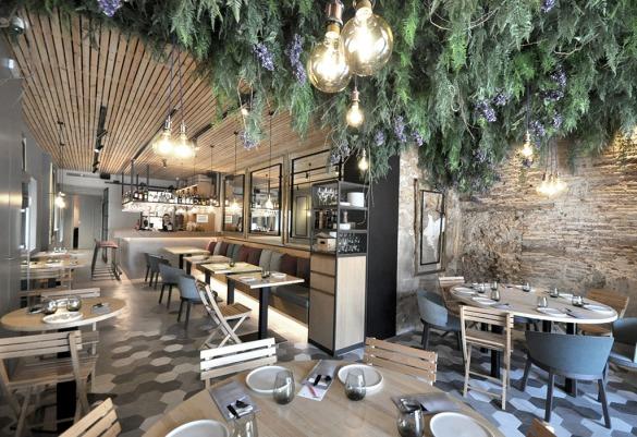 Restaurante La Jacaranda, Sant Cugat